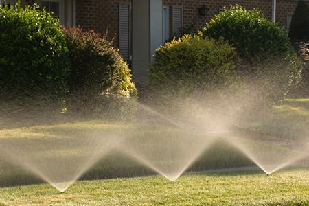 Installing Irrigation Systems In Time For Hot Weather