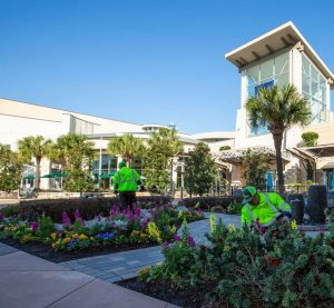 Why is it important to have the right landscaping equipment for the right job?